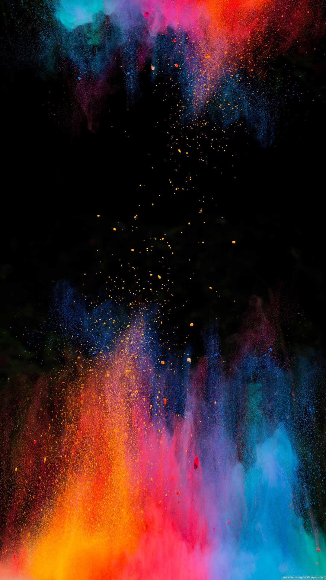 How To Get Live Wallpapers On Iphone 5 Download Color Explosion Wallpaper Gallery