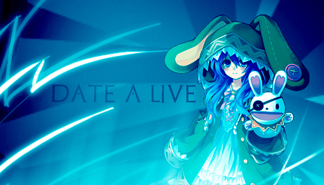 3d Diamond Live Wallpaper Download Date A Live Yoshino Wallpaper Gallery