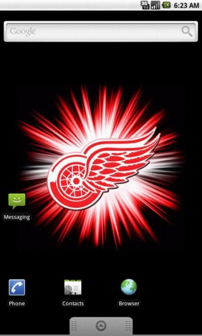 Download Detroit Red Wings Live Wallpaper Gallery