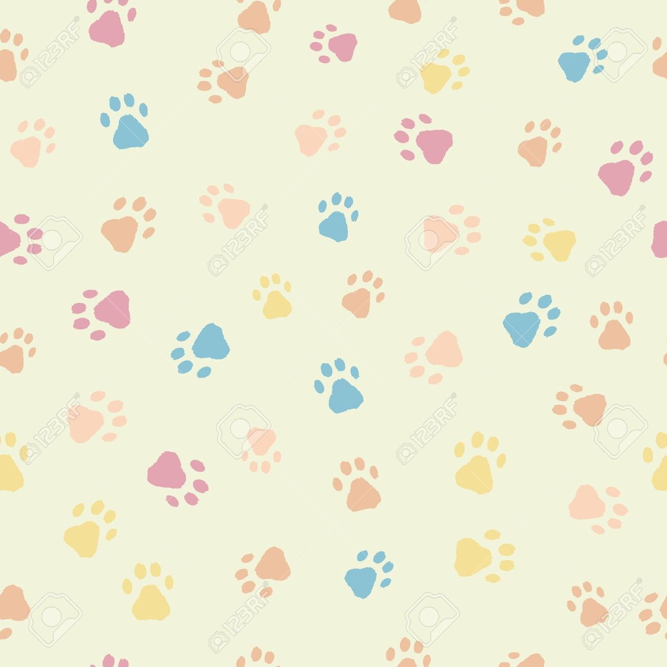 Tech 3d Free Live Wallpaper Download Dog Footprint Wallpaper Gallery