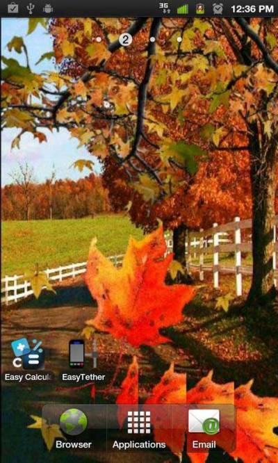 Download Fall Leaves Live Wallpaper Gallery