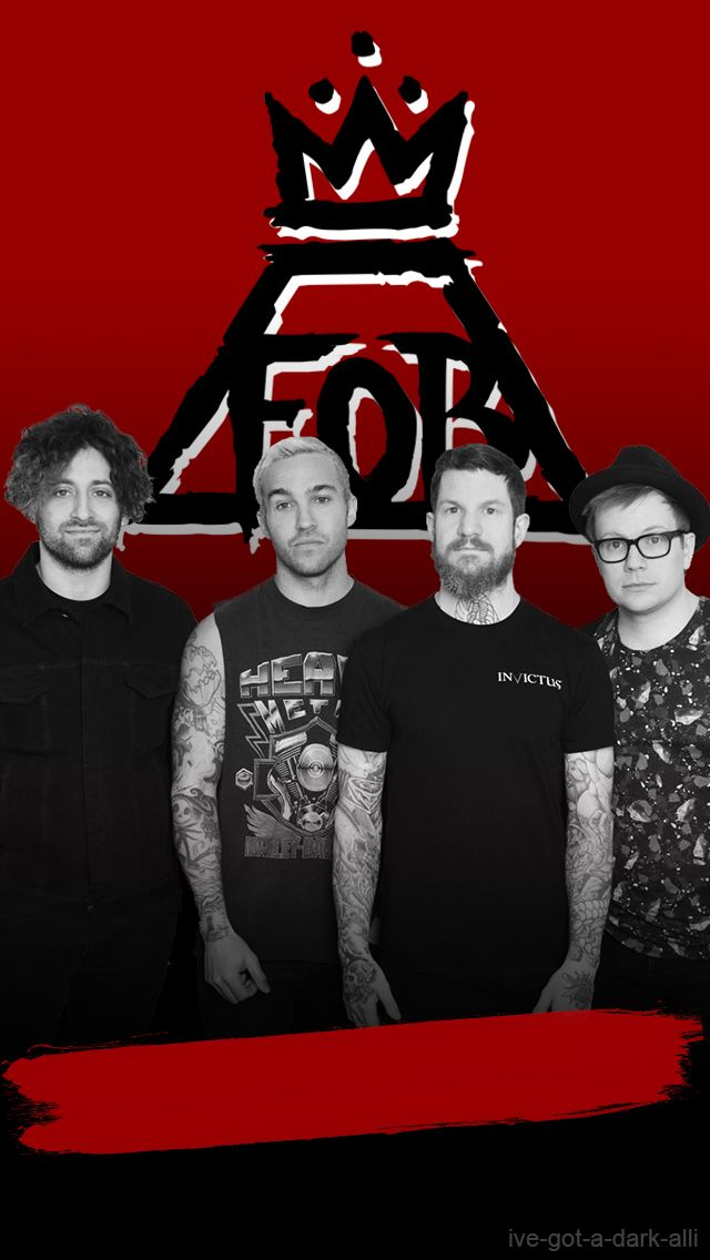 Fall Out Boy Phone Wallpapers Download Fall Out Boy Iphone Wallpaper Gallery