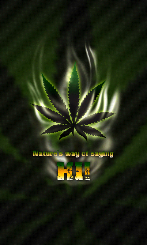3d Weed Leaf Wallpaper Download Free Weed Wallpapers For Cell Phone Gallery