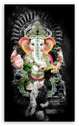 Cute Ganesha Hd Wallpaper Download Ganpati Hd Wallpaper For Mobile Gallery