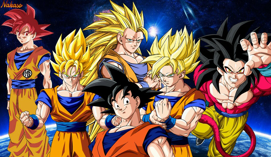 Dbz 1080p Wallpaper Best Dbz Quotes Download Goku All Forms Wallpapers Gallery
