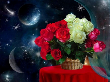 Cute Love Animations Wallpapers Download Good Evening Rose Wallpaper Gallery