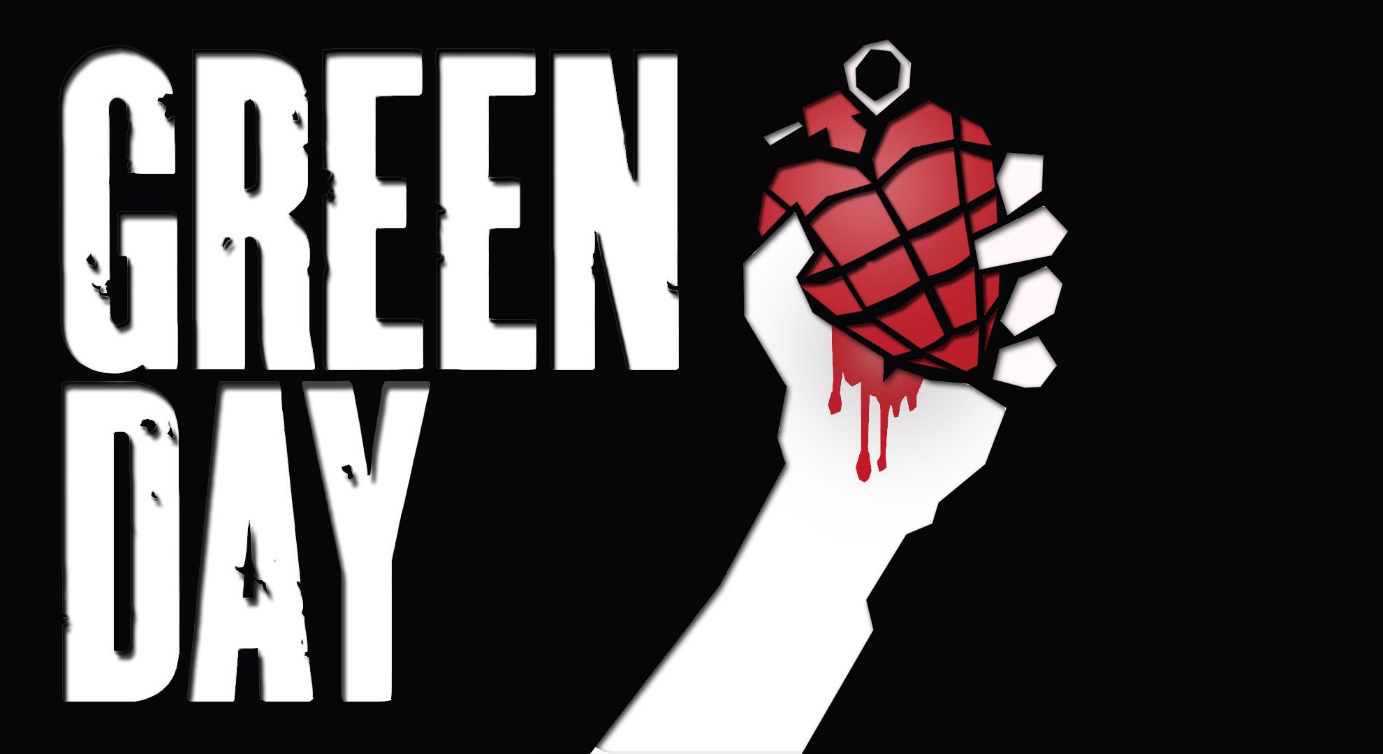 Black And White Tree Wallpaper Once Upon A Time Download Green Day Logo Wallpaper Gallery