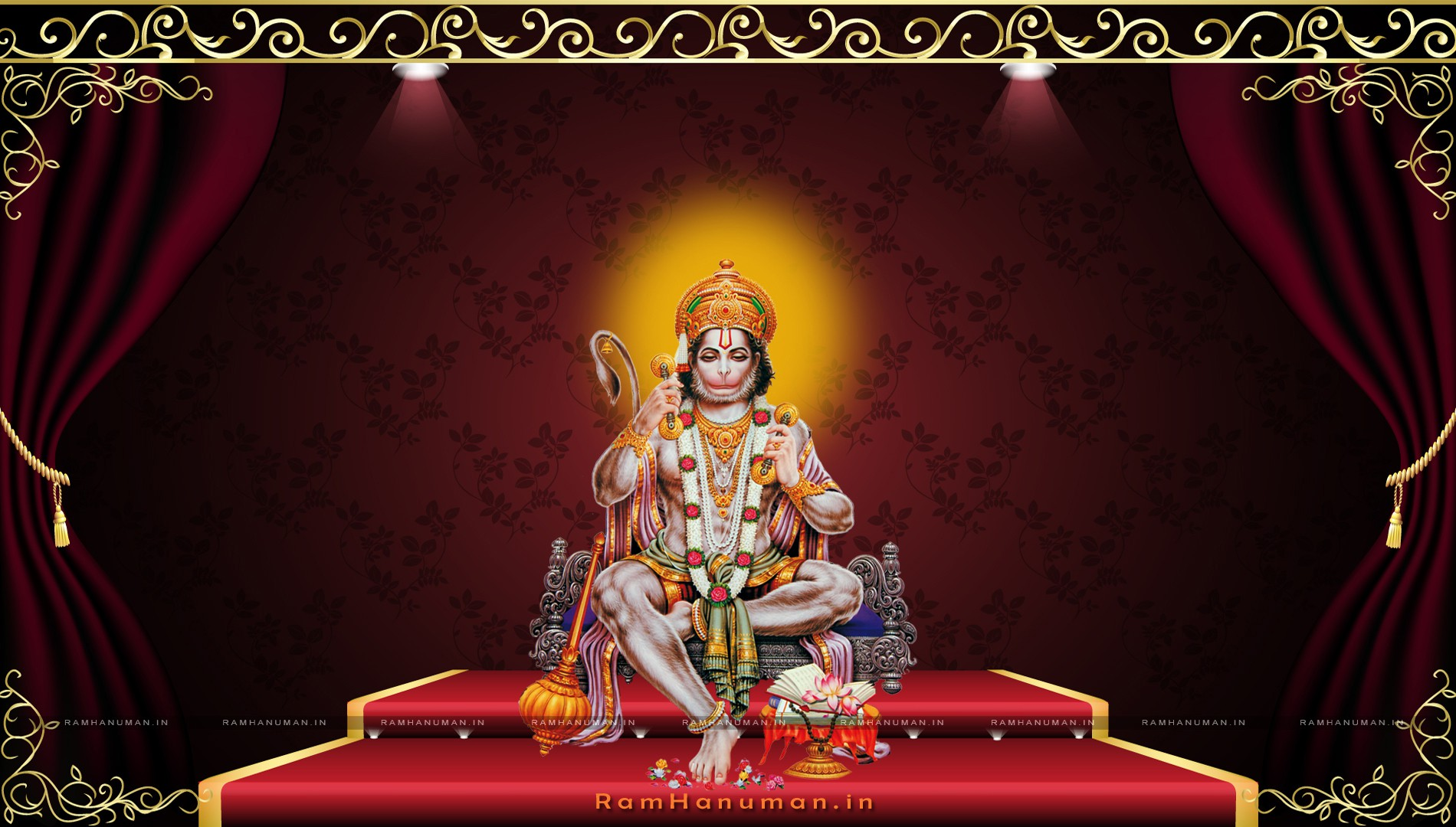 Lord Rama 3d Wallpapers Download Hanuman Ji Wallpaper Full Size Hd Gallery