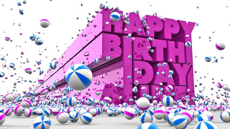 Android 3d Live Wallpaper Creator Download Happy Birthday Hd 3d Wallpaper Gallery