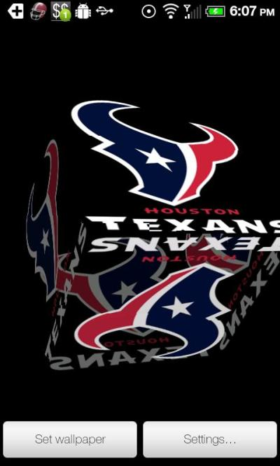 Download Houston Texans Live Wallpaper Gallery
