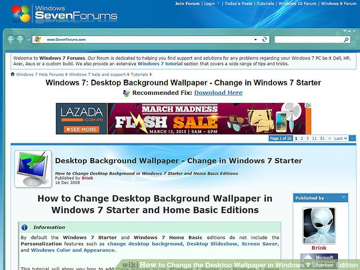 Dilip 3d Name Wallpaper Download How To Change The Wallpaper On Windows 7 Starter