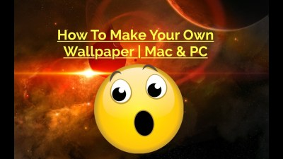Download How To Make Your Own Wallpaper On Mac Gallery