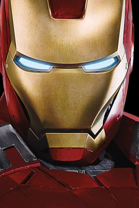 Black And Gold Wallpaper Download Iron Man Head Wallpaper Gallery
