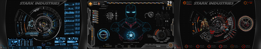 Android 3d Live Wallpaper Tutorial Download Iron Man Jarvis Live Wallpaper Gallery