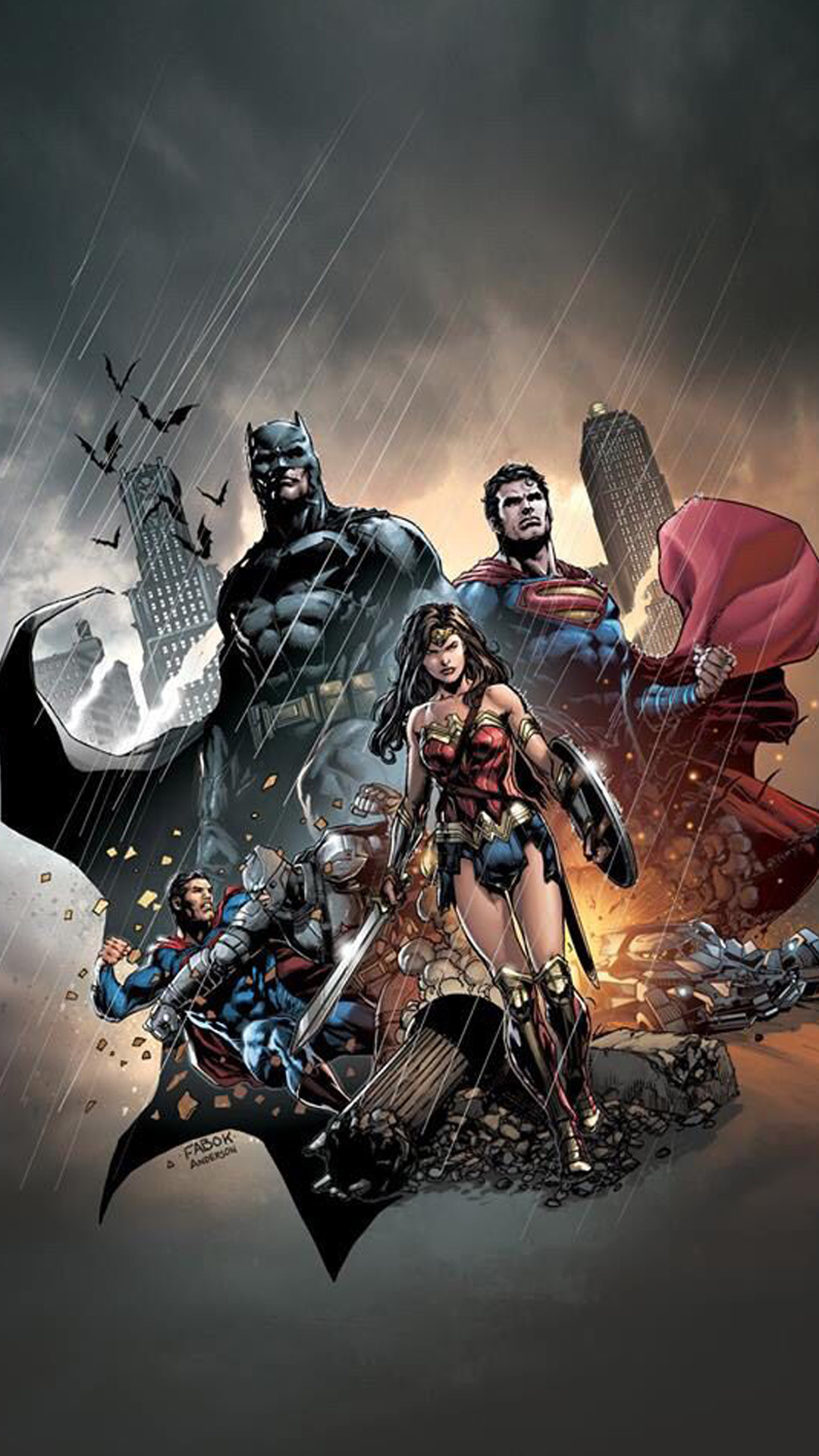 Samsung Galaxy S4 3d Live Wallpaper Download Justice League Iphone Wallpaper Gallery