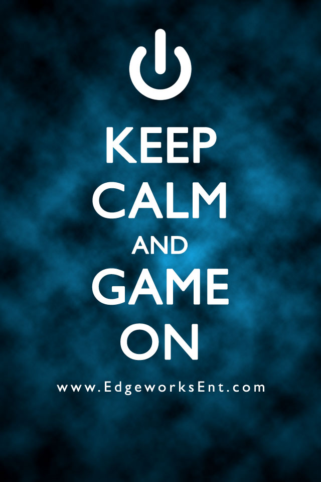 Desktop Wallpaper Quotes Love Download Keep Calm And Game On Wallpaper Gallery