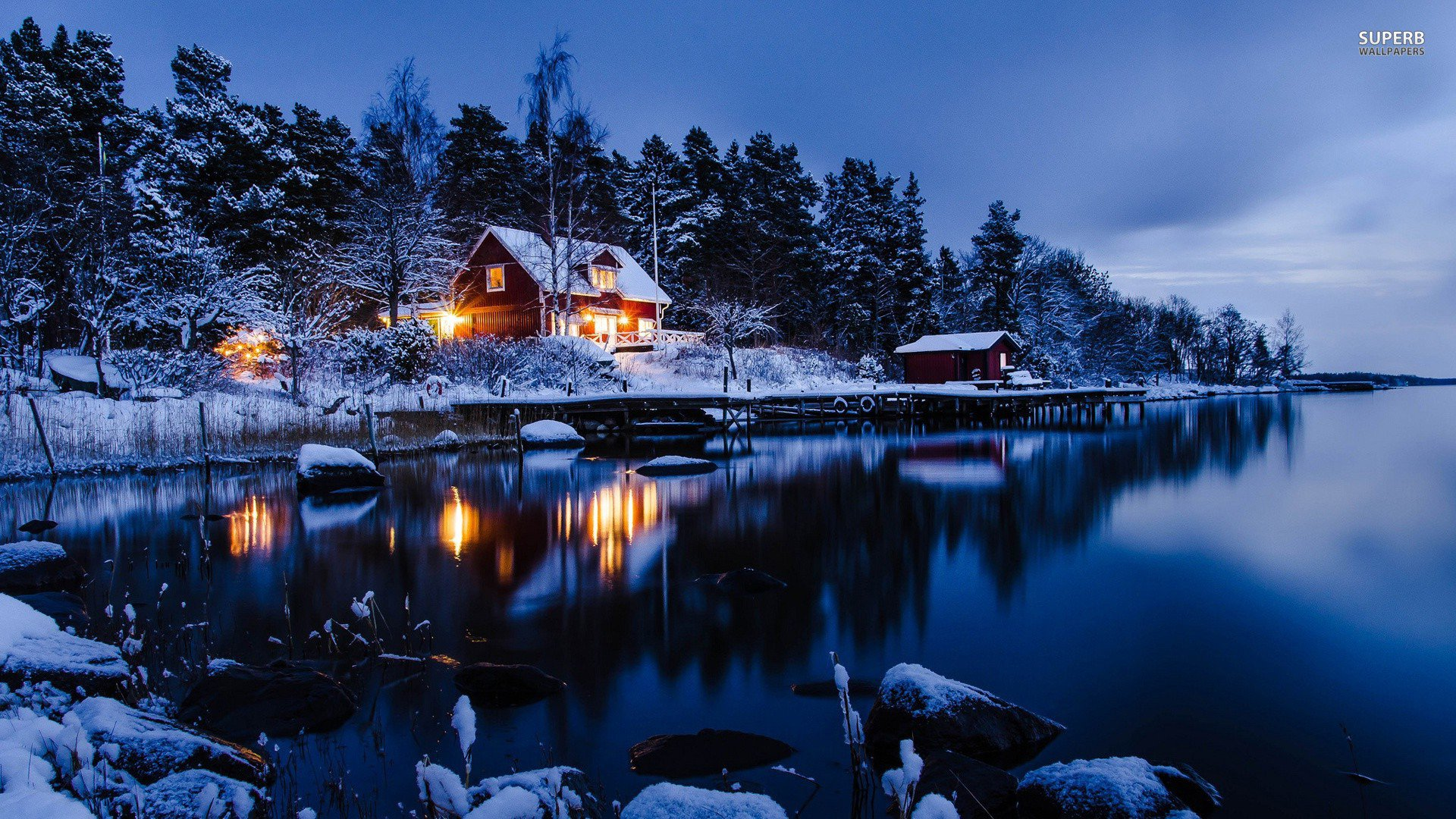 3d Image Live Wallpaper For Android Free Download Download Lake House Wallpaper Gallery