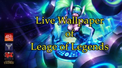 Download League Of Legends Live Wallpaper Gallery