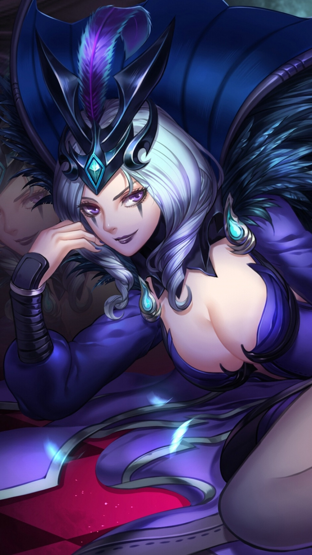 Naruto Girls Hd Wallpapers Download League Of Legends Mobile Wallpaper Gallery