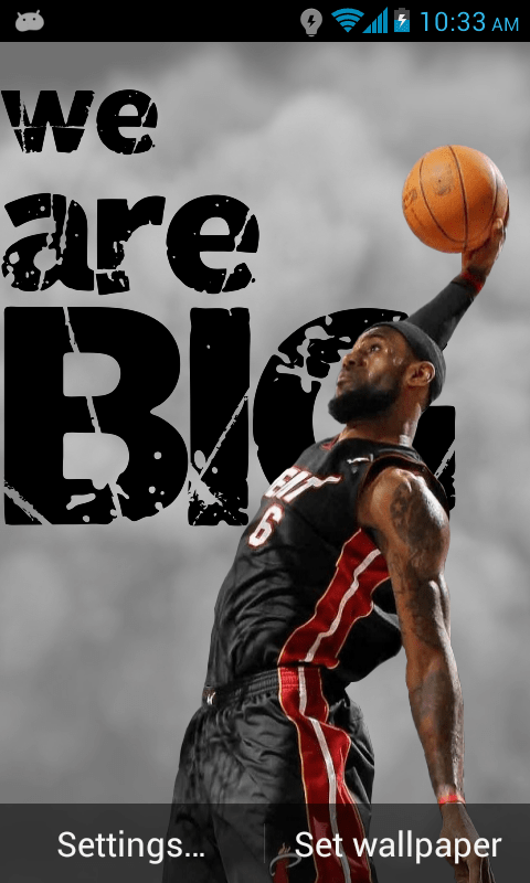 Life Quotes Wallpapers For Facebook Download Lebron James Animated Wallpaper Gallery