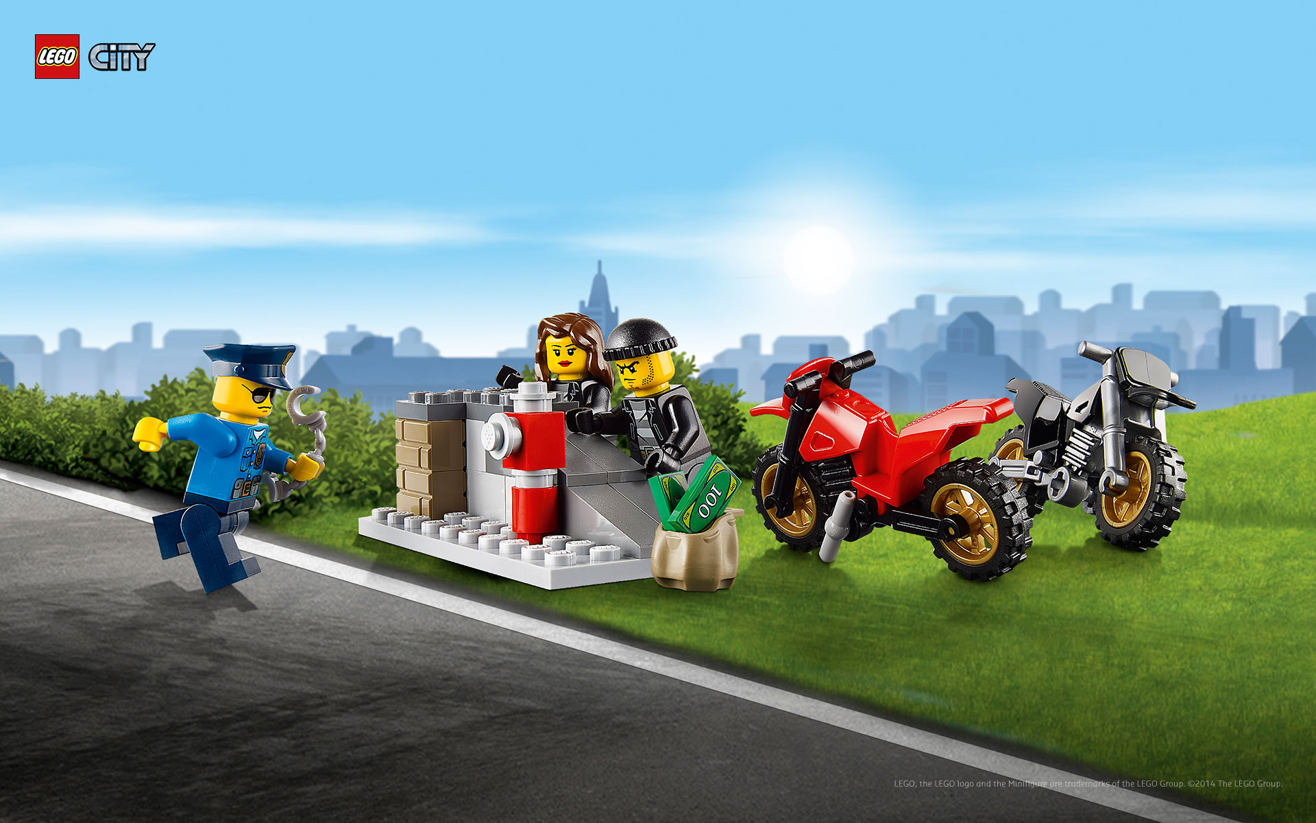 Airplane Wallpaper Iphone X Download Lego Police Wallpaper Gallery