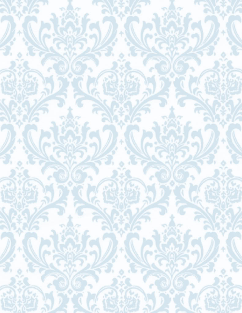 Most Beautiful Iphone Wallpapers Download Light Blue Damask Wallpaper Gallery
