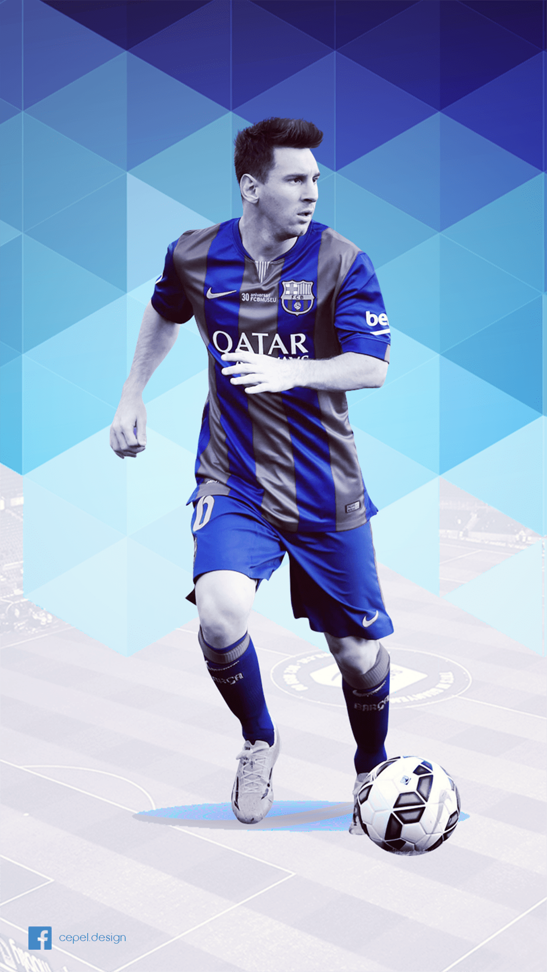 3d Effect Live Wallpapers Download Lionel Messi Mobile Wallpapers Gallery