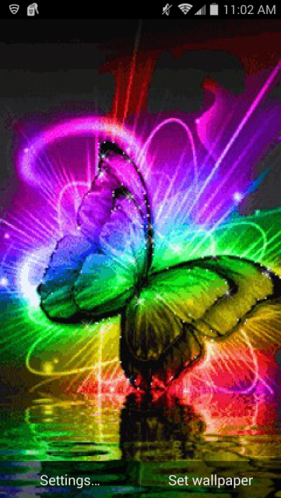 Download Live Butterfly Wallpaper Gallery