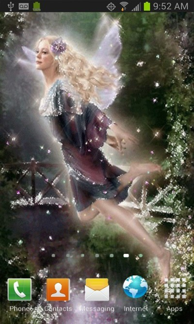 Download Live Fairy Wallpaper Gallery