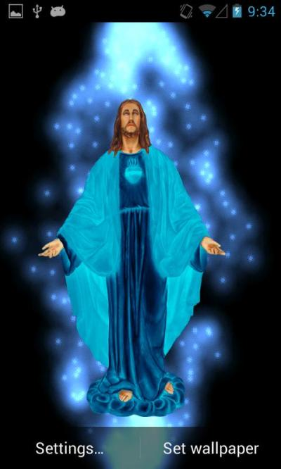 Download Live Wallpaper Of Jesus Christ Gallery