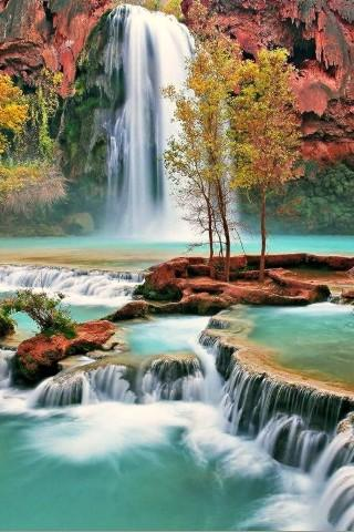 Download Live Waterfall Wallpapers Gallery