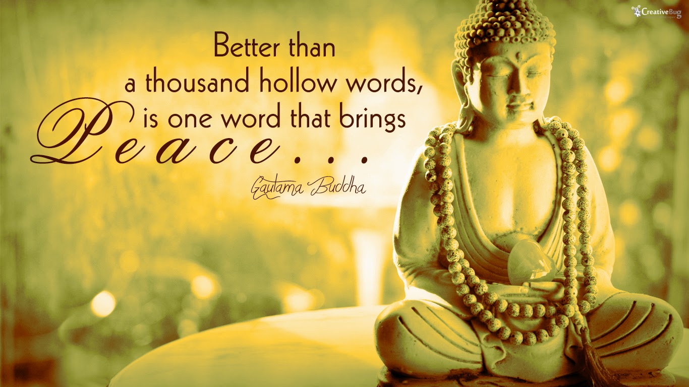 Gautam Buddha 3d Wallpaper Download Download Lord Buddha Wallpapers With Quotes Gallery