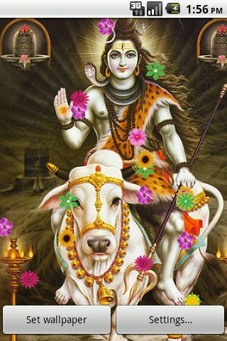 Download Lord Shiva Live Wallpaper Gallery