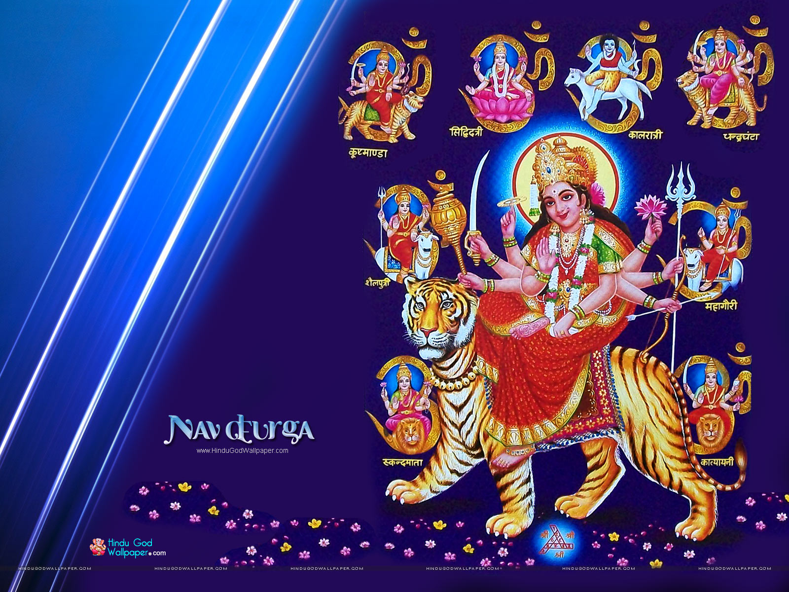 Shiva 3d Name Wallpapers Download Download Maa Durga Wallpaper High Quality Gallery