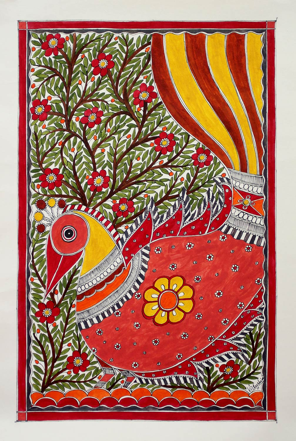Zedge Car Wallpapers Download Madhubani Painting Wallpapers Gallery