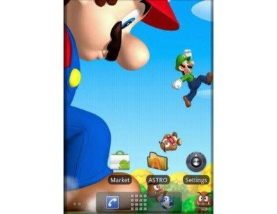 Download Mario Live Wallpaper Gallery