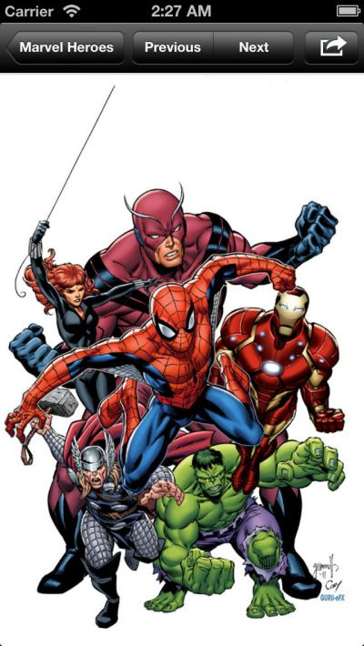 Download Marvel Live Wallpapers Gallery