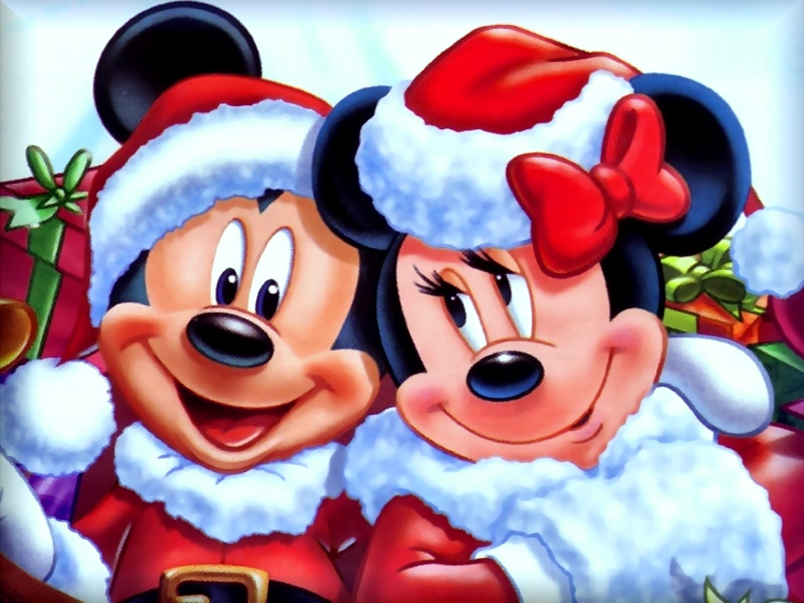 Beautiful Quotes Wallpaper For Facebook Download Mickey And Minnie Christmas Wallpaper Gallery