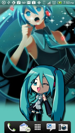 Download Miku Hatsune Live Wallpaper Gallery