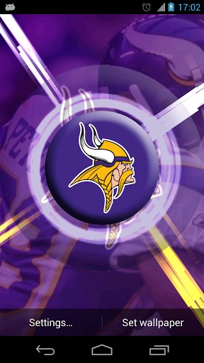 Download Minnesota Vikings Live Wallpaper Gallery