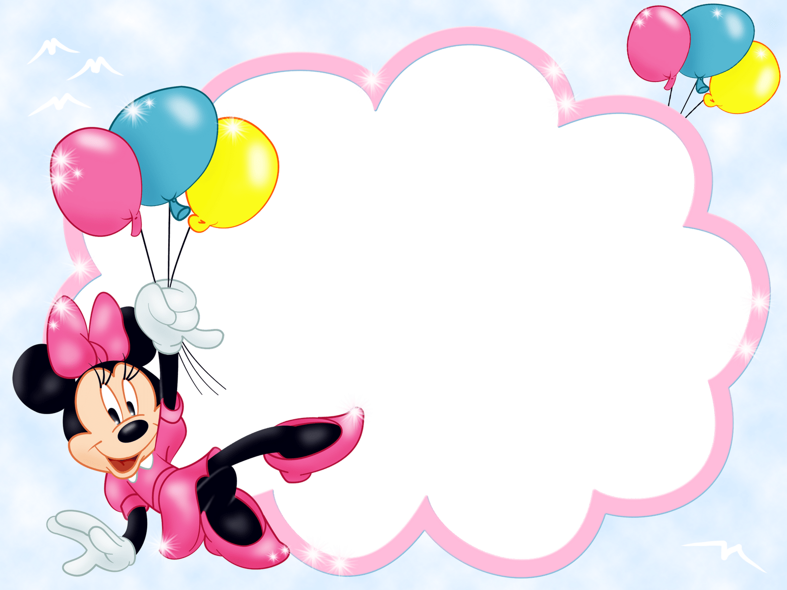 Beautiful Wallpapers With Quotes Of Life Download Download Minnie Mouse Wallpaper Border Gallery