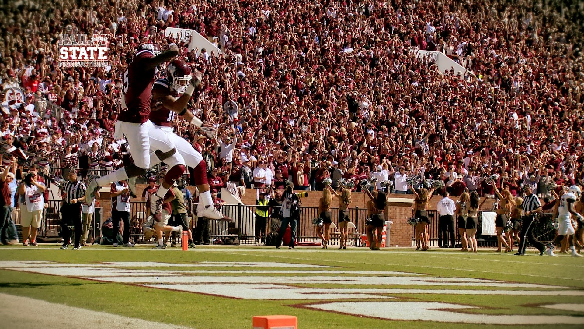 Live 3d Football Wallpapers Download Mississippi State Football Wallpaper Gallery