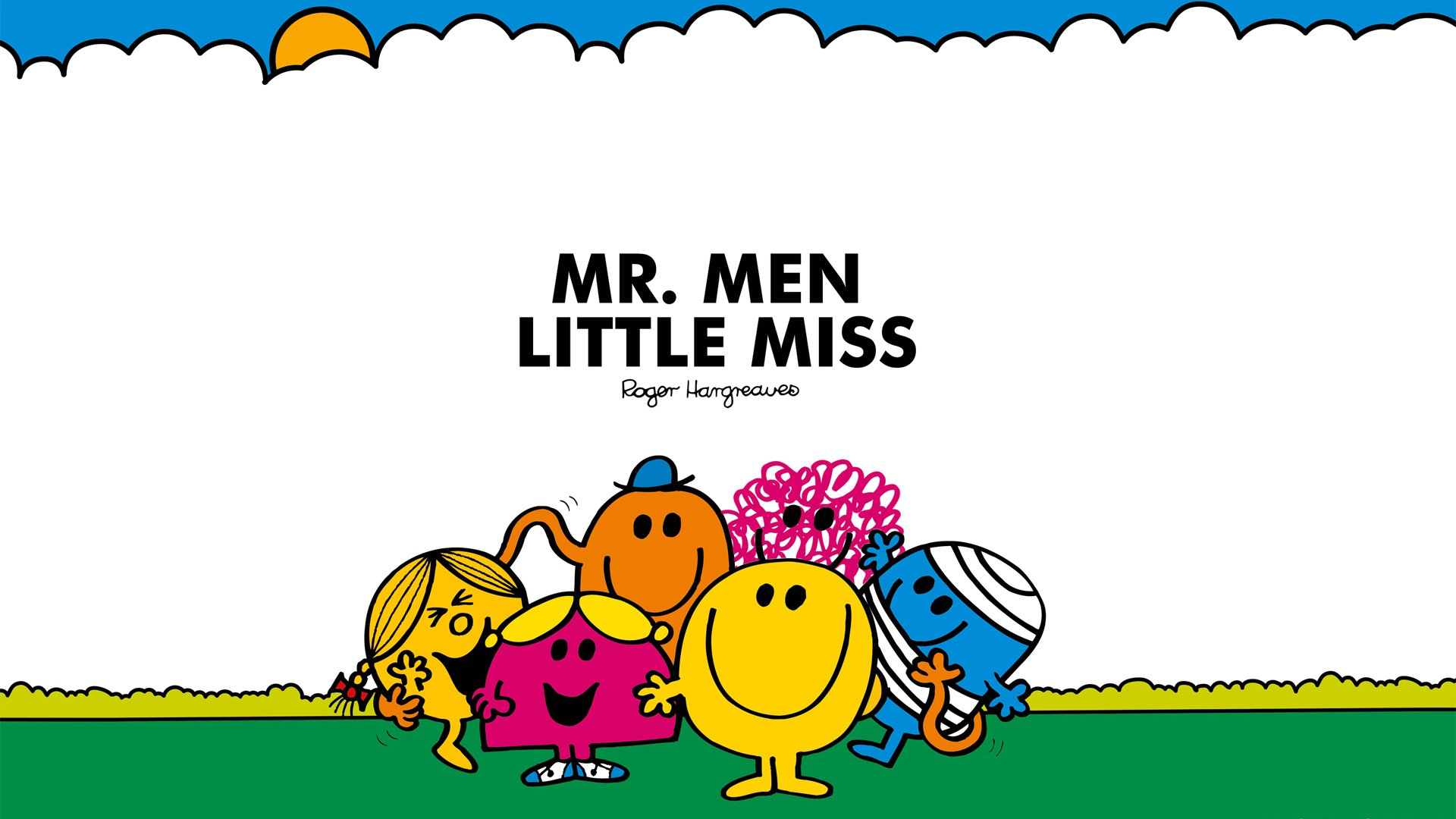 How To Make A Gif A Live Wallpaper Iphone Download Mr Men And Little Miss Wallpaper Gallery