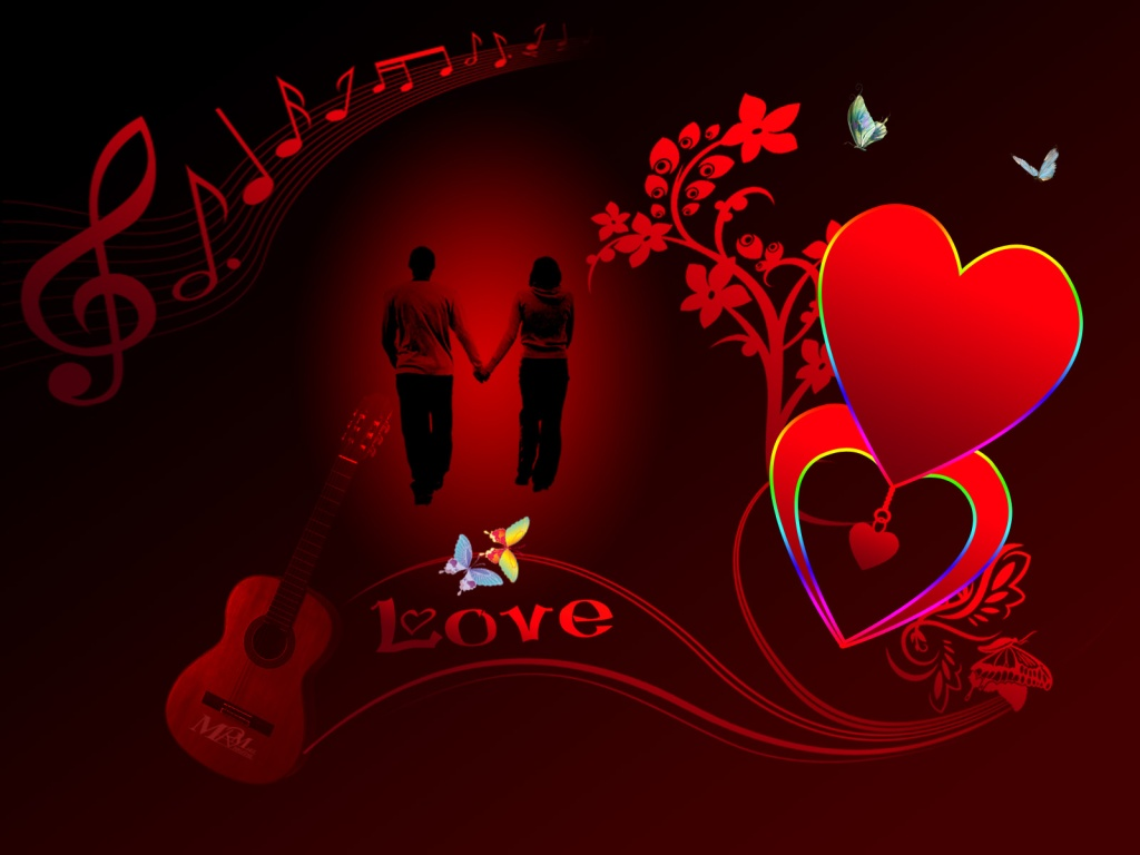 3d Wallpaper Girl And Boy Download Ms Love Wallpaper Gallery