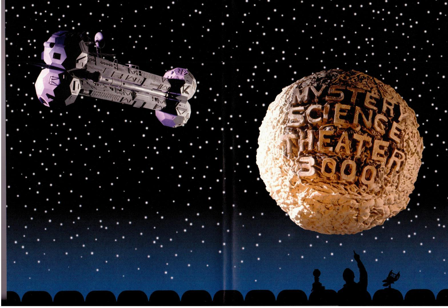 Mystery Quotes Wallpaper Download Mst3k Wallpaper Gallery
