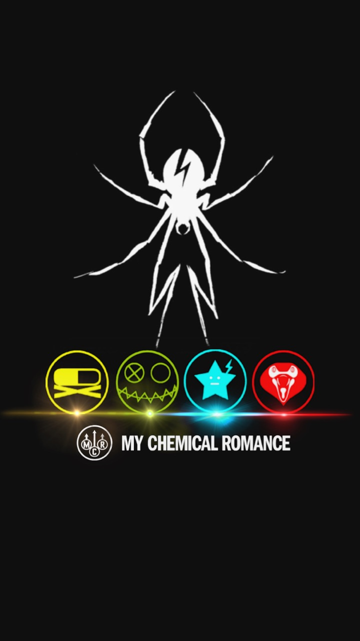 Bts 3d Wallpaper Download My Chemical Romance Iphone Wallpaper Gallery