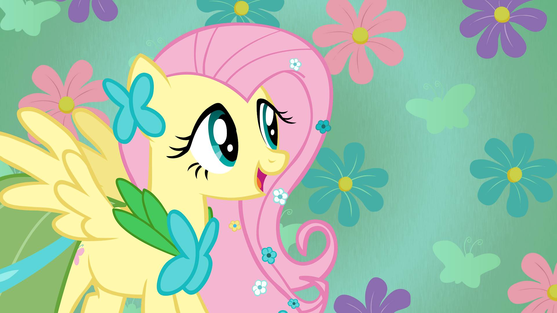 3d My Name Live Wallpaper Apk Download Download My Little Pony Wallpaper Fluttershy Gallery