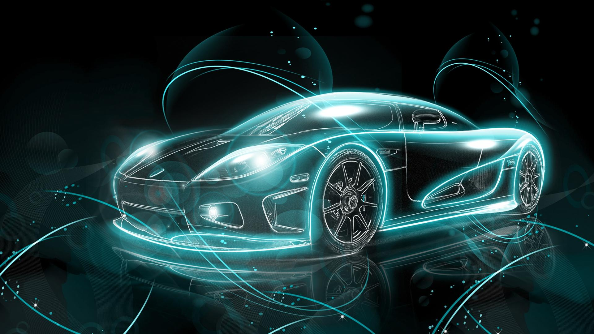 3d Touch Wallpaper For Android Download Neon Car Wallpapers Gallery