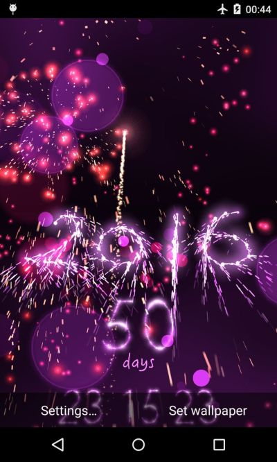 Download New Year Countdown Live Wallpaper Gallery