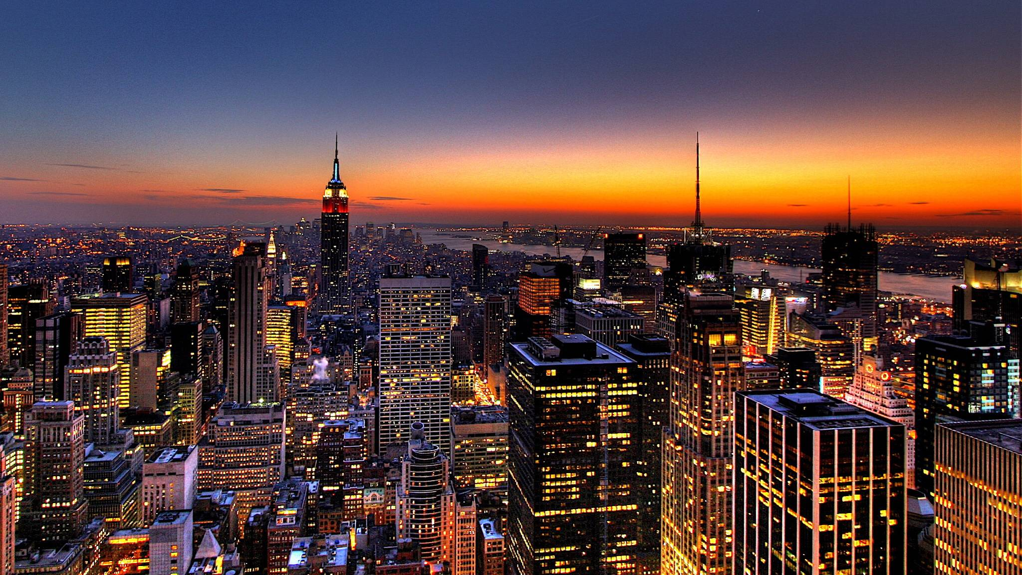 3d Live Wallpaper 9apps Download New York City Skyline At Night Wallpaper Gallery